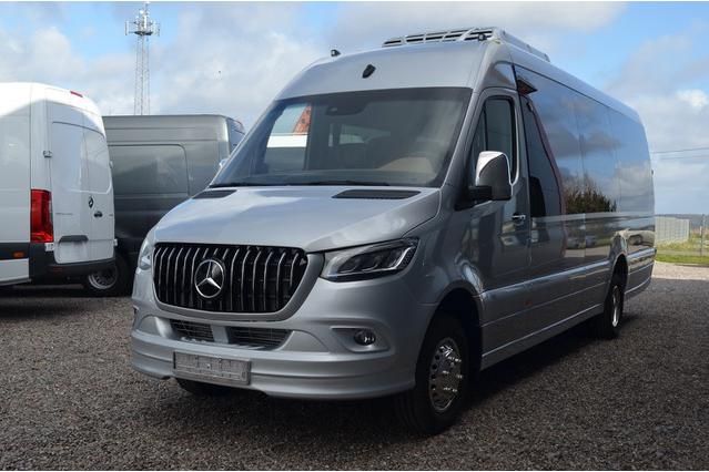 SPRINTER GENTLEVAN Travel - NOVÝ